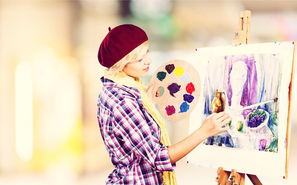 Painting Class at Newburyport Arts Association in Newburyport, MA