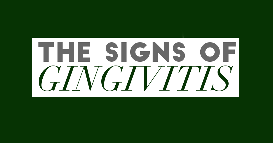 signsgingivitis